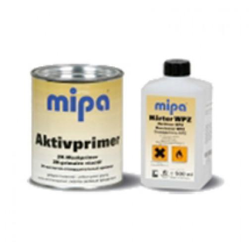 Aktivprimer грунт антикорозийный кислотный + активатор Mipa, объем 1л + 0,5л