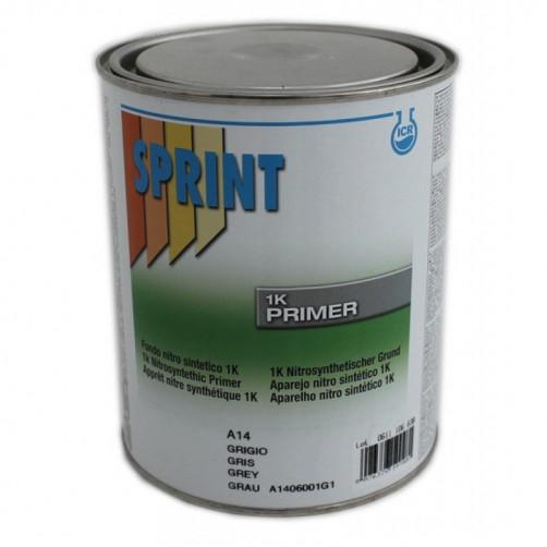 A14 1К Грунт нитросинтетический Sprint (серый), уп. 20,76л/25кг