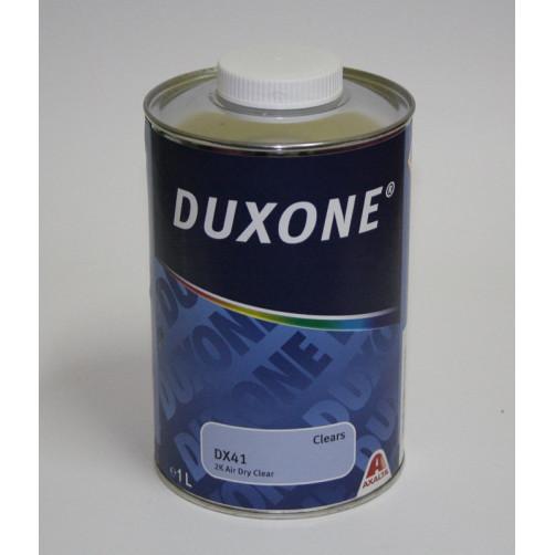 DX41 2К Акриловый лак воздушной сушки Duxone, уп. 1л