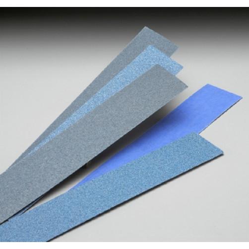 P 80 Абразивная полоска IFILM Blue ISISTEM, 70*420мм, без отверстий