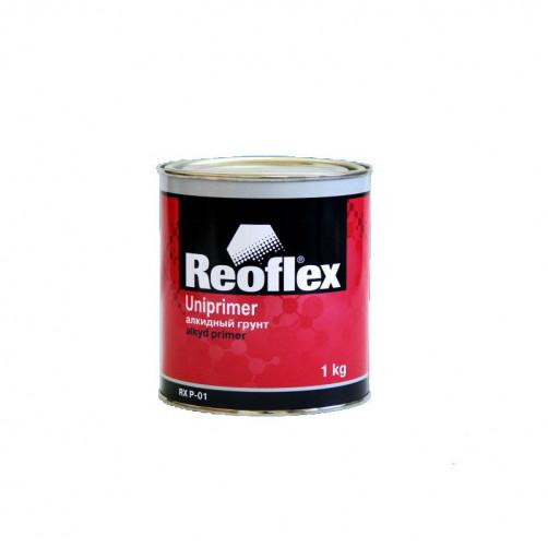 Грунт алкидный серый REOFLEX, уп. 1кг