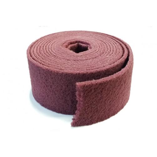 Нетканый абразивный материал в рулоне AVF 320 (красный) Премиум, 200мм*10м SMIRDEX (шт.)
