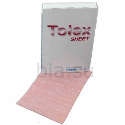 Kovax, Клейкий  лист Tolex K1500 114*70 mm