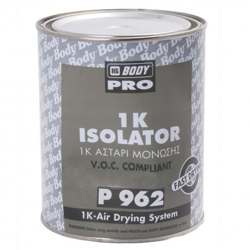 962 Isolator грунт 1К, серо-зеленый, Боди, уп. 1 л