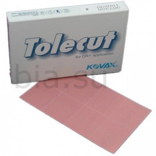 Kovax, Клейкий  лист Tolecut Pink K1500 70*114mm
