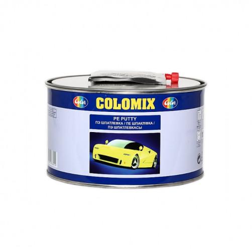 Шпатлевка автомобильная полиэфирная Colomix, уп. 2 кг