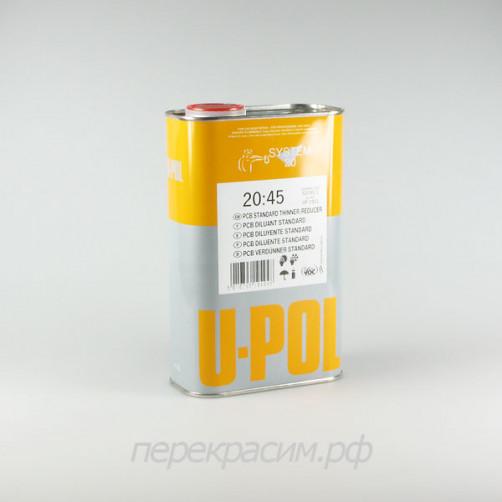 U-POL S2045 разбавитель мультифункциональный для авто ЛКМ, стандартный, 1 л
