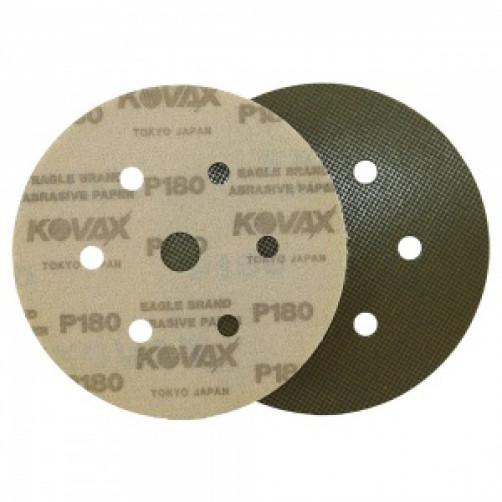 Kovax, P180 Абразивный круг Maxcut 152 mm  7 отв.