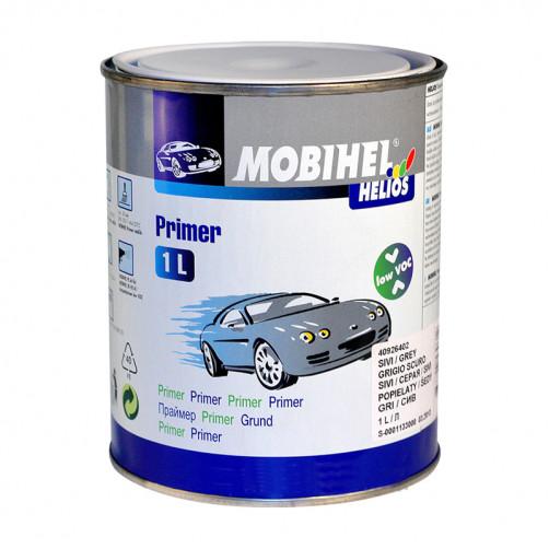 Грунт праймер серый low VOC Mobihel, уп. 1л