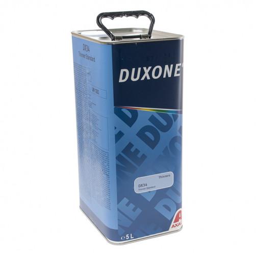 DX34 Растворитель Duxone (стандартный), уп. 5л