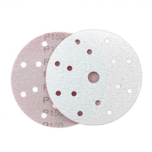 P 150 Абразивный круг IFILM Red ISISTEM, D=150мм, 15 отверстий