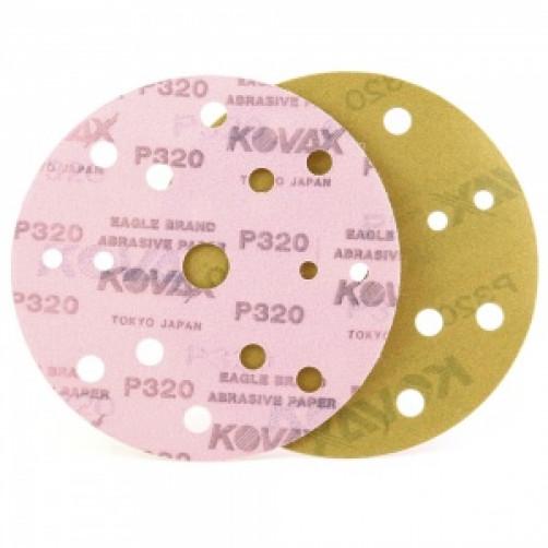 Kovax, P320 Абразивный круг Premium New 152 mm   15 отв
