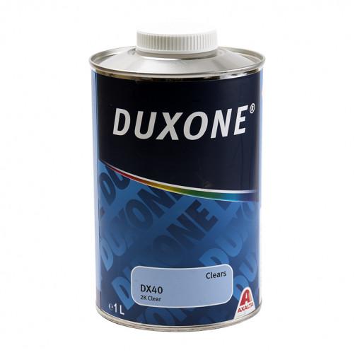 DX40 2К MS Лак акриловый автомобильный Duxone, уп. 1л