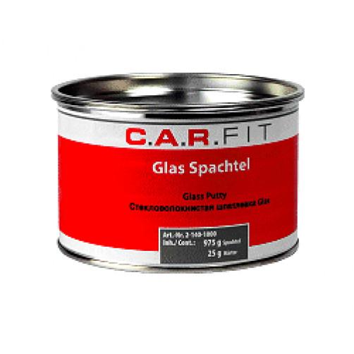 Car Fit GLASS шпаклевка со стекловолокном 1 кг