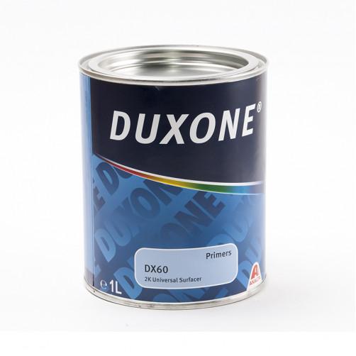 DX60 2К HS Грунт акриловый автомобильный Duxone, уп. 1л