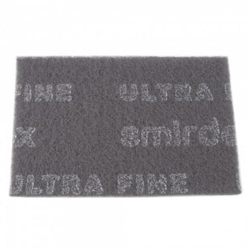 Нетканый абразивный материал в листах UF 600 /SUF 600 (серый),150*230мм SMIRDEX (шт.)