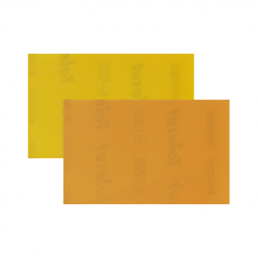 Клейкий  лист Tolecut Orange K1200 70*114mm