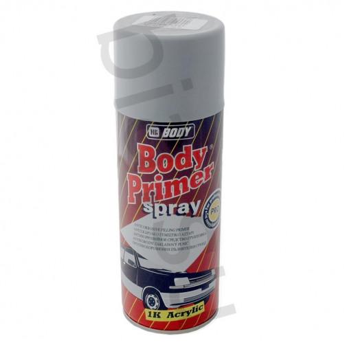 Аэрозольный грунт BODY Primer (серый), уп. 0,4 л (спрей)