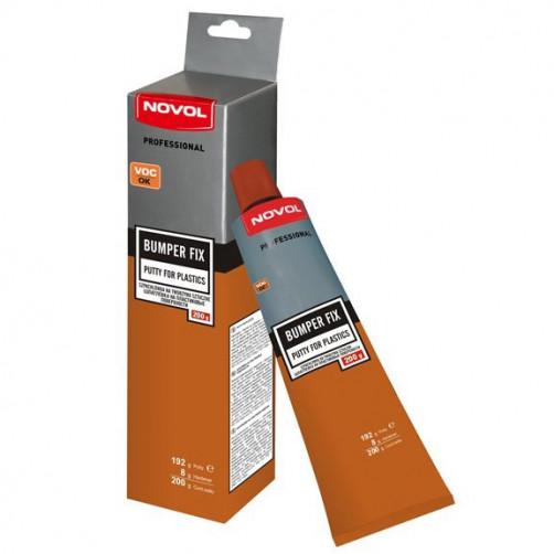 NOVOL BUMPER FIX шпатлевка для пластика 200 г