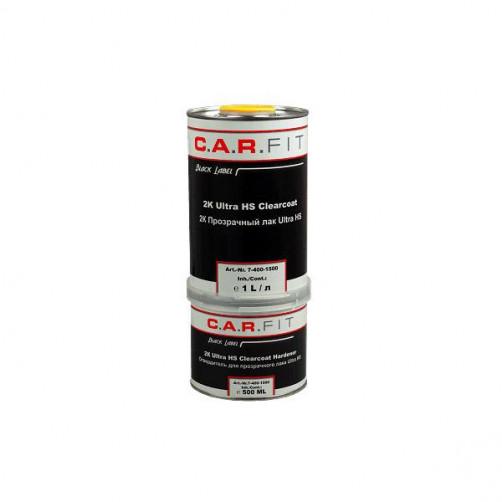 CF 2К Ultra HS 2+1 Лак прозрачный акриловый C.A.R.FIT (Карфит), уп. 1+0,5 л (комплект)