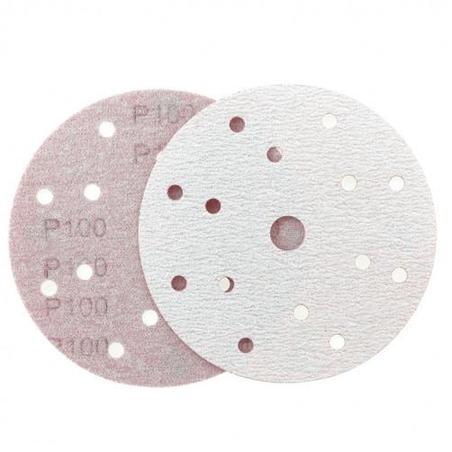 P 100 Абразивный круг IFILM Red ISISTEM, D=150мм, 15 отверстий