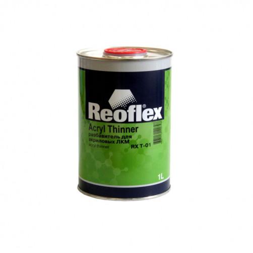 Разбавитель для акриловых ЛКМ Reoflex (стандартный), уп. 1л