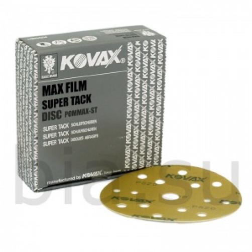 Kovax, P120 Абразивный круг Max Film 152 mm   15 отв.