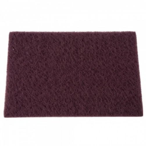 Нетканый абразивный материал в листах AVF 320 (красный),150*230мм SMIRDEX (шт.)