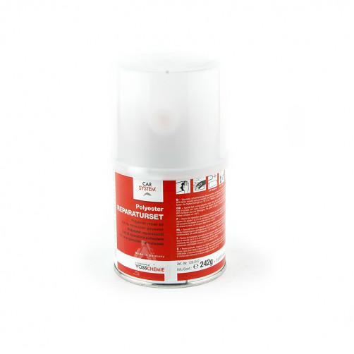 Набор для ремонта пластика  Карсистем, уп.0,25 кг