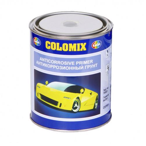 Антикоррозийный грунт-праймер №210 серый Colomix, уп. 1 кг