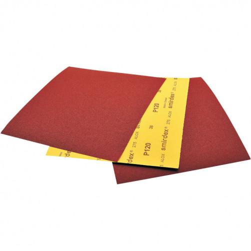 P  80 Водостойкая абразивная бумага SMIRDEX 275, 230*280мм