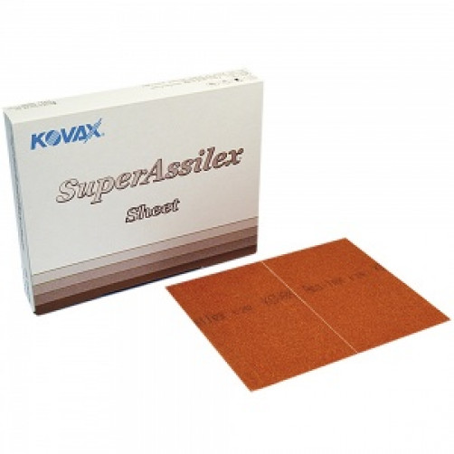 Kovax, K240 Лист Superassilex Brown 170*130 mm