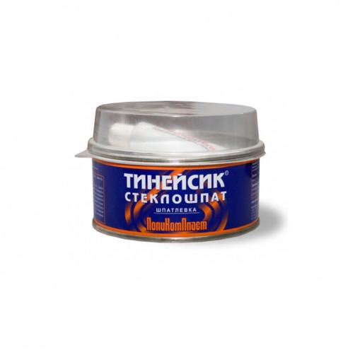 """Шпатлевка 2К полиэфирная со стекловолокном """"Тинейсик-Стеклошпат"""" ПолиКомПласт, уп. 0,2 кг"""