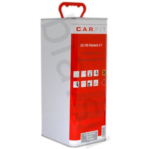 CF 2K HS 2+1 Лак прозрачный акриловый C.A.R.FIT (Карфит) уп. 5 л