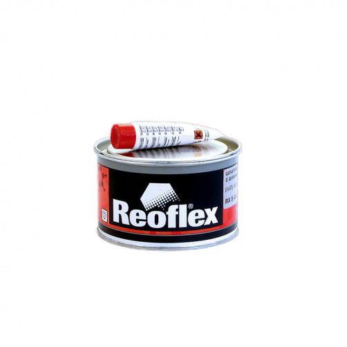 Шпатлевка с алюминием Reoflex Alumet RX S-04, уп. 0.6кг
