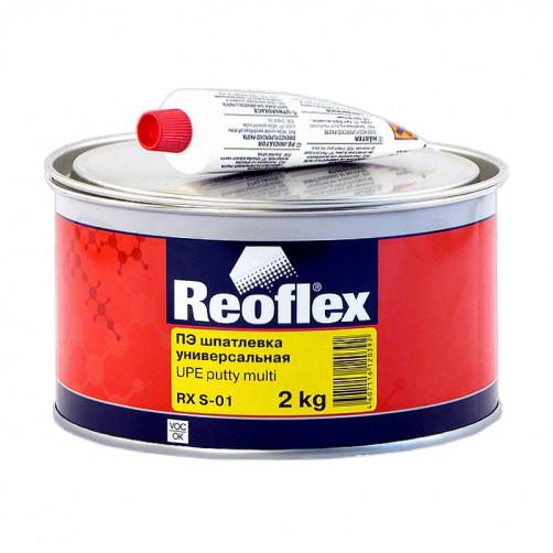 Шпатлевка универсальная Reoflex Multi RX S-01, уп. 2кг
