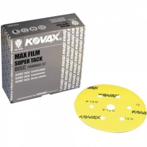 Kovax, P120 Абразивный круг Max Film 152 mm   7 отв.
