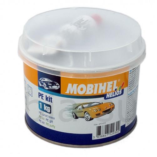 Шпатлевка автомобильная полиэфирная Mobihel, уп. 1 кг