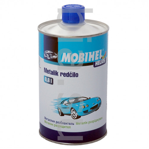 Разбавитель Mobihel, для металликов, уп. 0,6 л