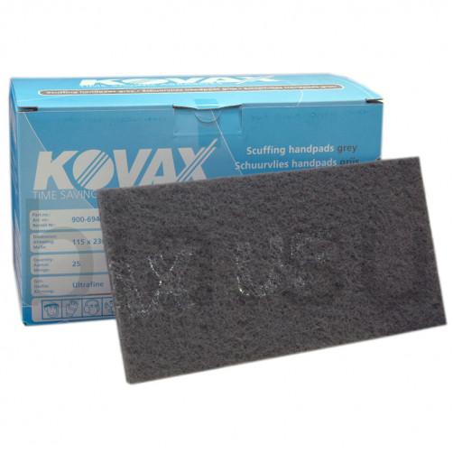 Kovax, Ultra fine Матирующая подушка серая 115*230 mm