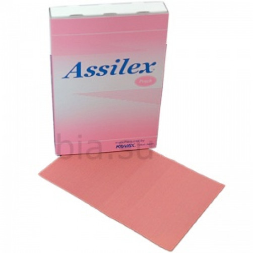 Kovax, K1500 Клейкий  лист Assilex Peach  130*85 mm
