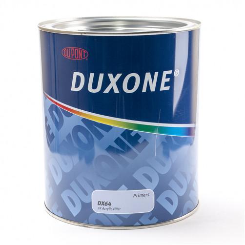 DX64 2К HS Акриловый грунт серый Duxone, уп. 3л