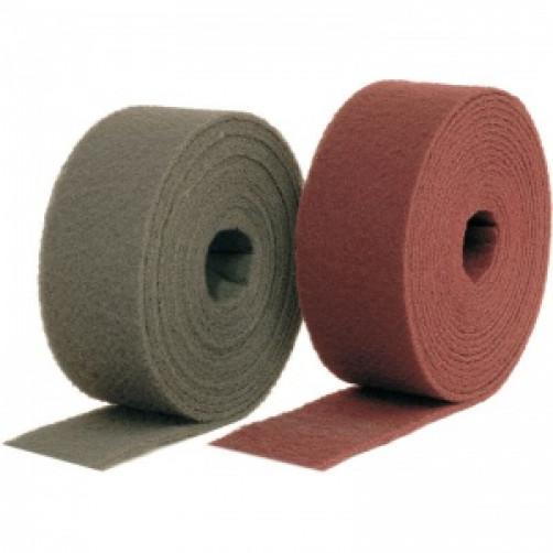 Нетканый абразивный материал в рулоне AVF 320 (красный), 200мм*10м SMIRDEX (шт.)