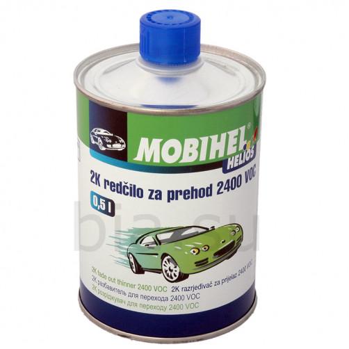 Разбавитель 2400 Mobihel 2К, для перехода, уп. 0,5 л