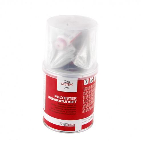 Набор для ремонта пластика  Карсистем, уп.0,8 кг