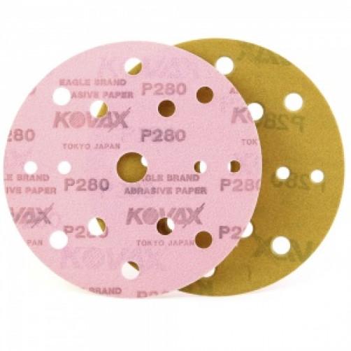 Kovax, P280 Абразивный круг Premium New 152 mm   15 отв