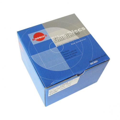 Sunmight Film шлифовальный диск D-150 мм, 15 отв., P40, 1 шт / уп50