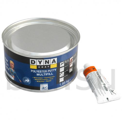 Шпатлевка Dynacoat (Дайна) Multifill, уп.1,85кг