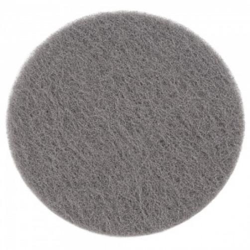 Нетканый абразивный матирующий круг SUF 600 (серый) диа. 150мм SMIRDEX (шт.)