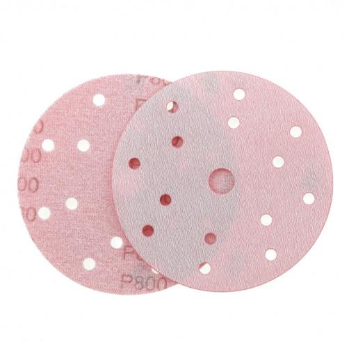 P 800 Абразивный круг IFILM Red ISISTEM, D=150мм, 15 отверстий